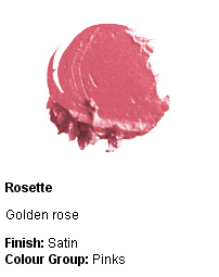 High Impact Lip Colour SPF 15 - Rosette