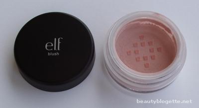 e.l.f. mineral blush – Joy