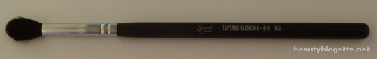 Sigma Makeup - Tapered Blending Brush E40