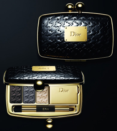 Dior Minaudiere - Grey Golds
