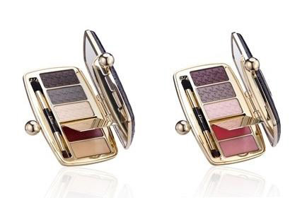 Dior Minaudiere Grey Golds & Pink Golds
