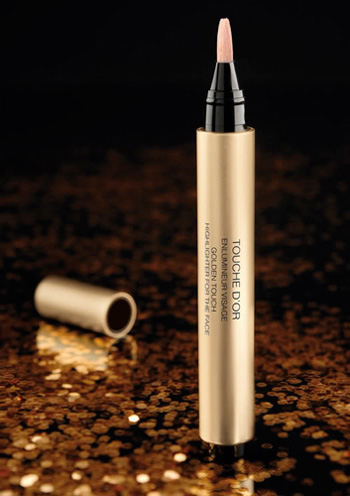YSL Holiday 2010 Collection ~ Metallic Colorama