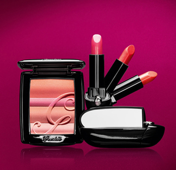 Guerlain Spring 2011 Make-up Collection - Blush G Serie Noire & Rouge G De Guerlain Serie Noire