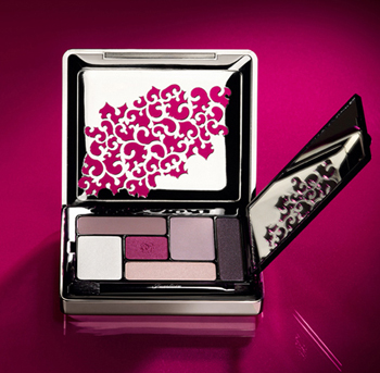 Guerlain Spring 2011 Make-up Collection - Ecrin 6 Couleurs Eyeshadow Rue de Rivoli