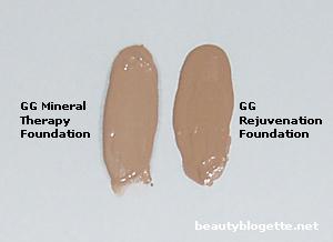 GG Mineral Therapy Foundation & GG Rejuvenation Foundation