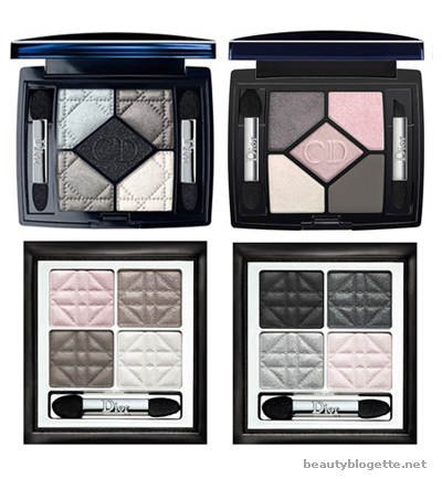 Dior Spring 2011 Make-up Collection ~ Montaigne - 5-Colour Eyeshadows