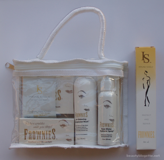 Frownies - Face Lift In a Bag & Immune Shield