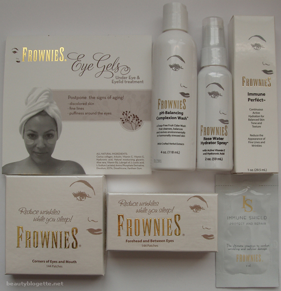 Frownies - Face Lift In a Bag