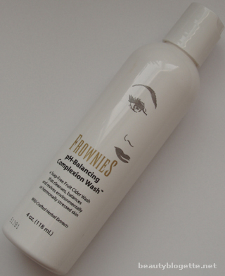 Frownies - pH Balancing Complexion Wash