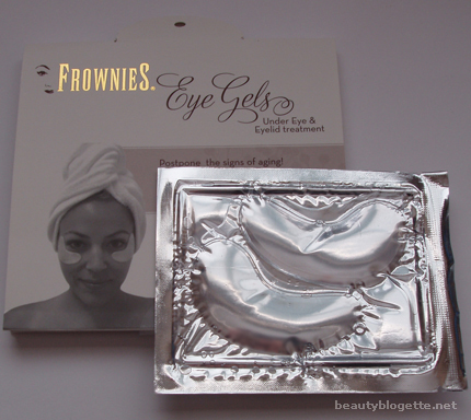 Frownies - Gel Eye Patches