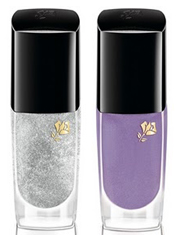 Lancome Spring 2011 Color Collection ~ Ultra Lavande - Le Mini Vernis