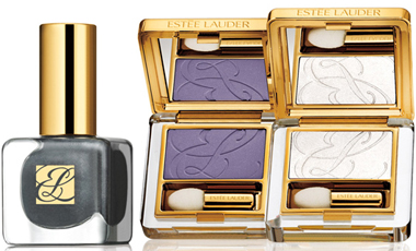 Estee Lauder Spring 2011 Make-up Collection ~ Wild Violet - Pure Color Nail Lacquer & Eyeshadow