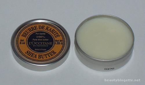 L'OCCITANE - Mini Pure Shea Butter