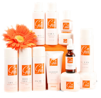 gia skincare is a professional