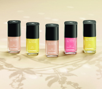 Chanel Summer 2011 Collection ~ Les Fleurs d'Ete de Chanel