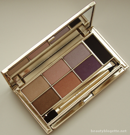 CLARINS - Neo Pastels Eye Colour and Liner Palette