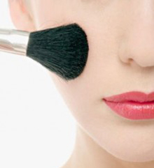 Beauty tip: How to choose a natural blush color