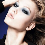 Dior Fall 2011 Collection ~ Blue Tie
