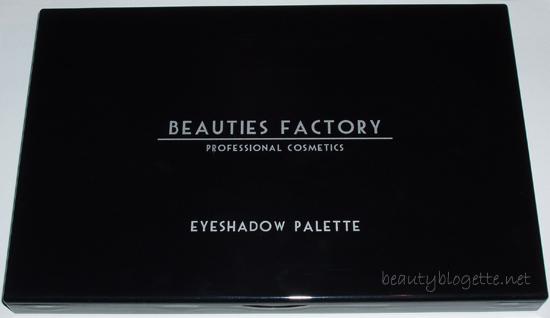 Beauties Factory UK – 120 Color Eyeshadow Palette