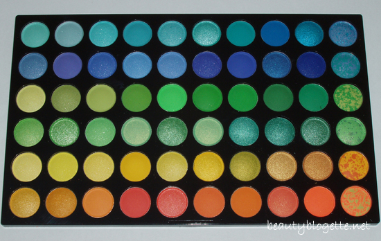 Beauties Factory UK – 120 Color Eyeshadow Palette