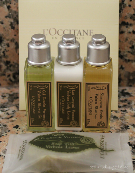 L'Occitane - Verbena collection