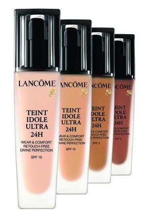 Lancôme - TEINT IDOLE ULTRA 24H foundation