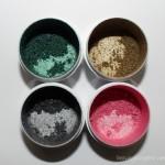 Kryolan – Satin Powder & Aqua UV Day Glow