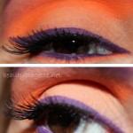 Purple-orange EOTD