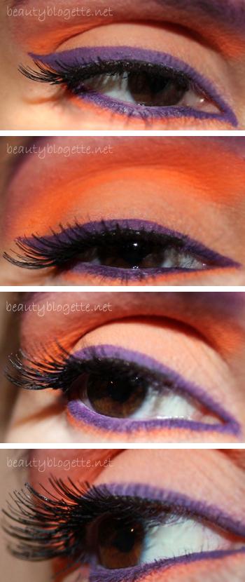 Purple-orange EOTD