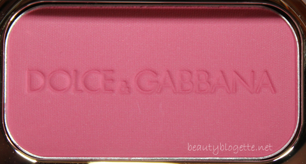 Dolce & Gabbana blush - #40 Provocative