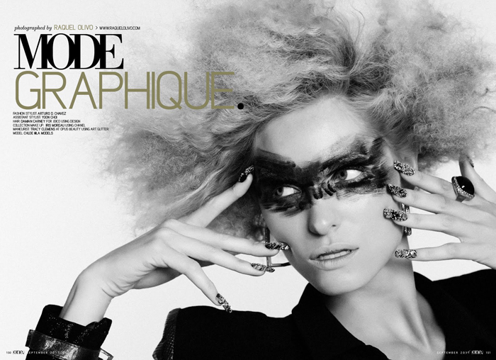 Interview with the celebrity makeup artist ~ Iris Moreau