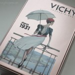 Vichy vintage + NUTRIextra cream