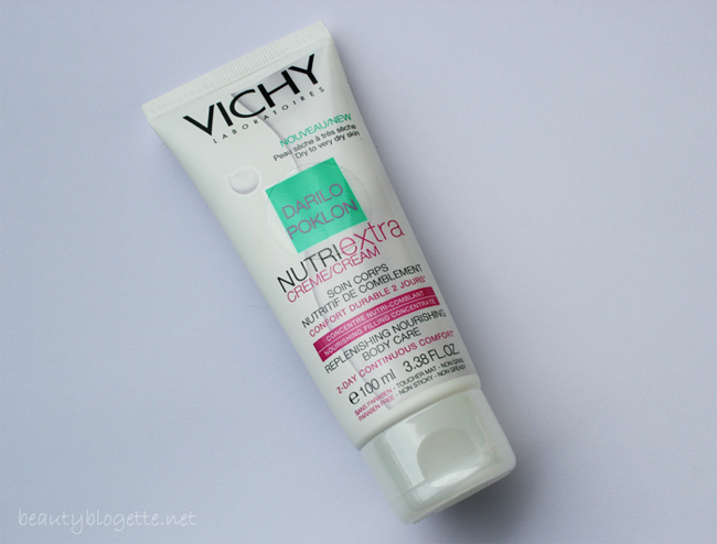 Vichy NUTRIextra cream