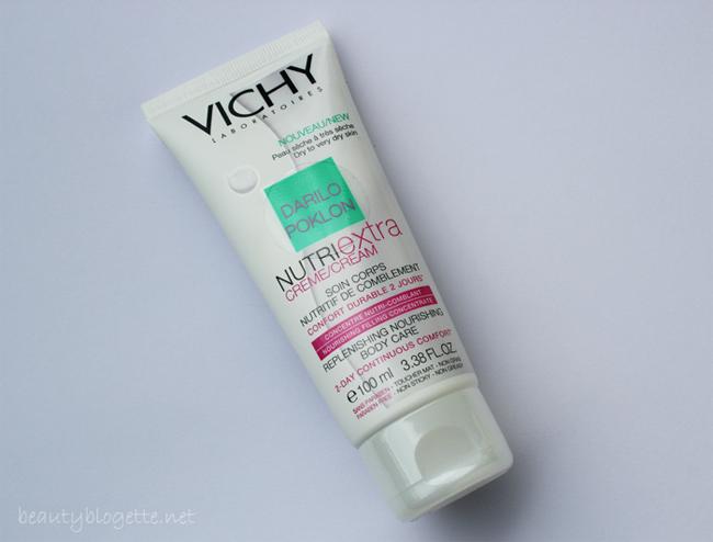 Vichy NUTRIextra cream