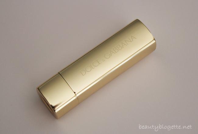Dolce&Gabbana lipstick - #110 Plum