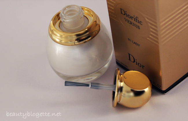 Dior Diorific nail polish #011 Lady