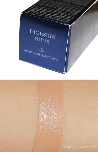 Dior Diorskin Nude #020 Light Beige