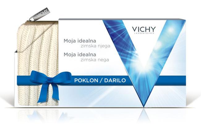 Vichy - Moja idealna zimska njega