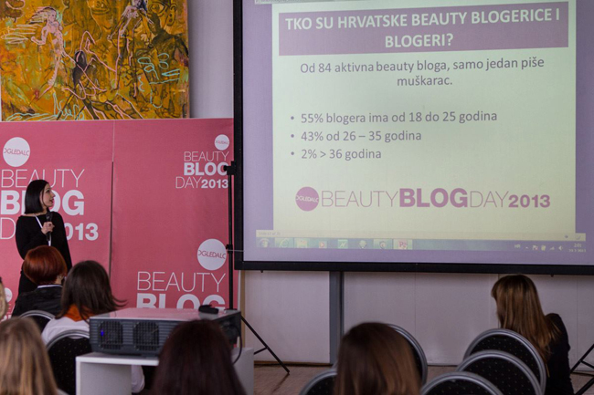 Beauty Blog Day 2013
