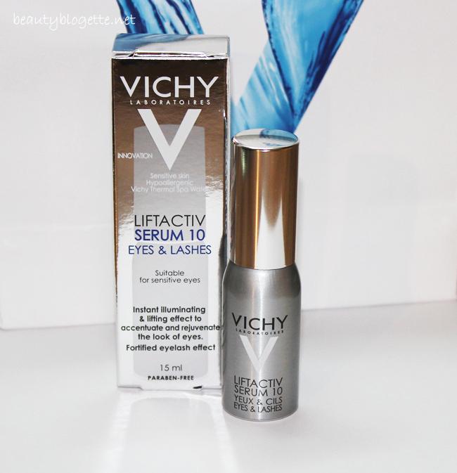 Vichy Liftactiv Serum 10 Eyes & Lashes