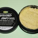 Lush Brazened Honey svježa maska za lice