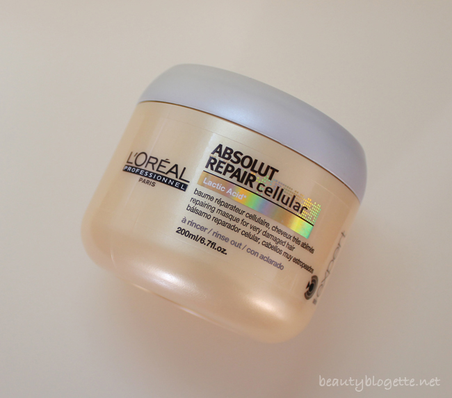 L'Oreal Professionnel Absolut Repair Cellular maska