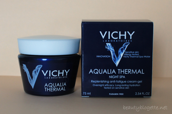 Vichy Aqualia Thermal noćna spa njega