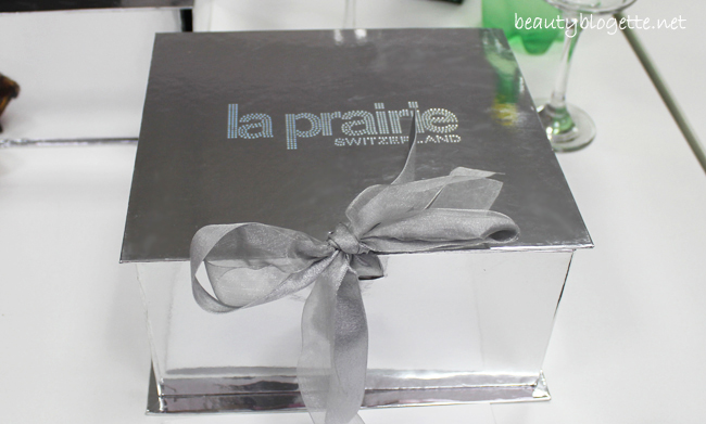 La Prairie event