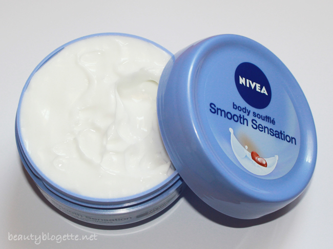 NIVEA Smooth Sensation Body Soufflé