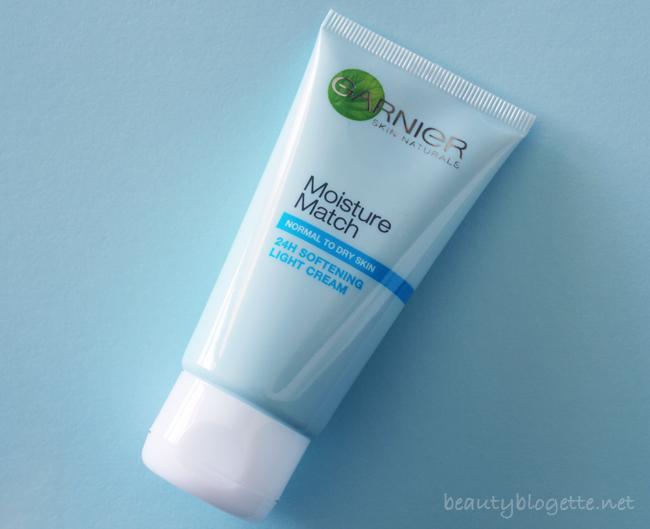 Garnier Moisture Match za normalnu do suhu kožu