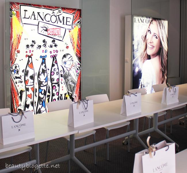 Lancôme event