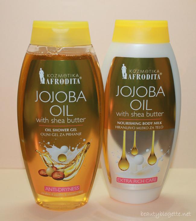 Kozmetika Afrodita - Jojoba Oil