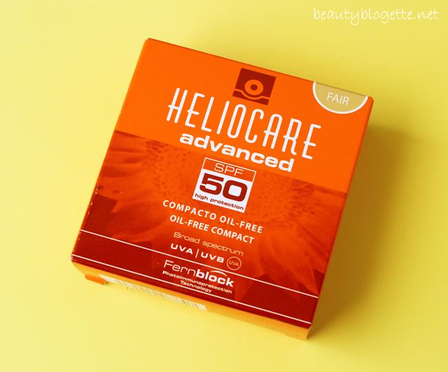 Heliocare oil-free compact SPF 50 - Fair