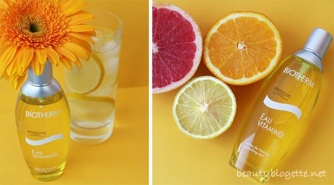 Ljeto uz Biotherm: Eau Vitaminée